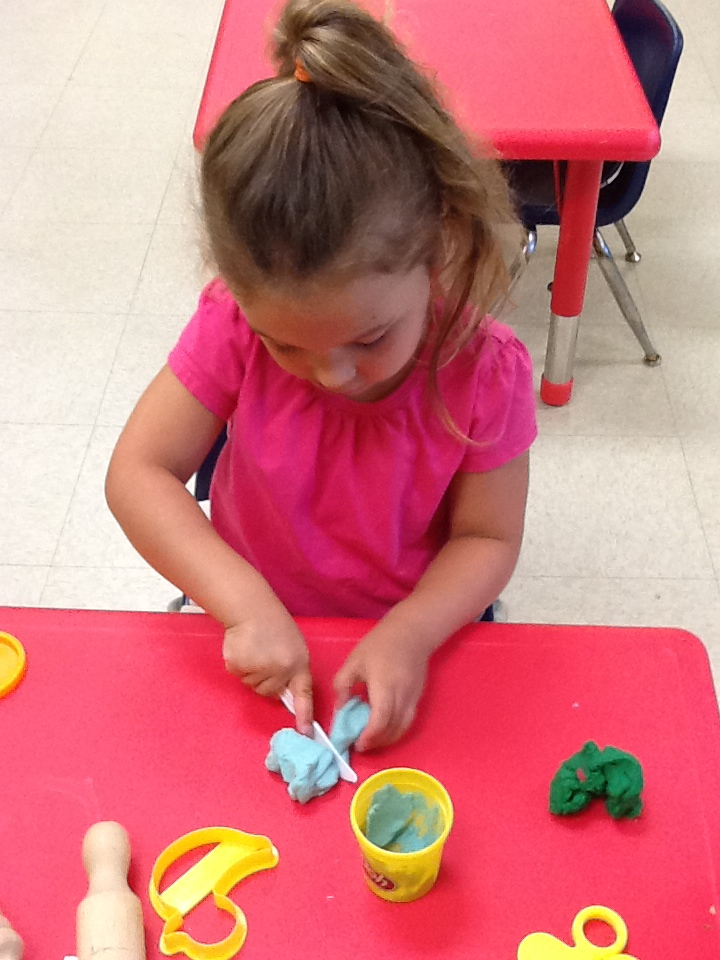 Honey Tree Playdo Fine Motor